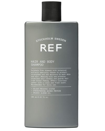 Shampoing Hair and body 750ml