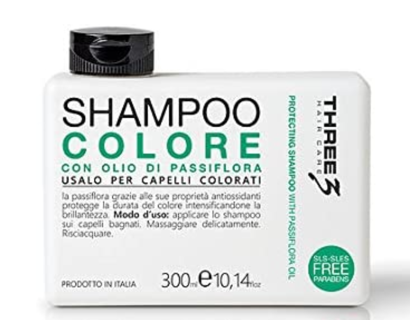 Shampoing colore
